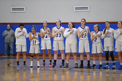 Girls Varsity Basketball – 2017