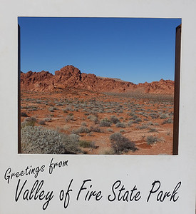 Valley of Fire - Dec 28-30, 2016