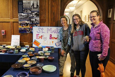 Empty Bowls for Hunger 5.19.18