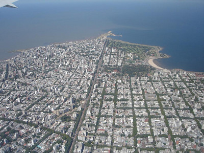 Take a ride over MonteVideo-NOT MINE