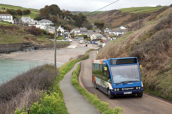 18th April 2016: North Cornwall and Tavistock
