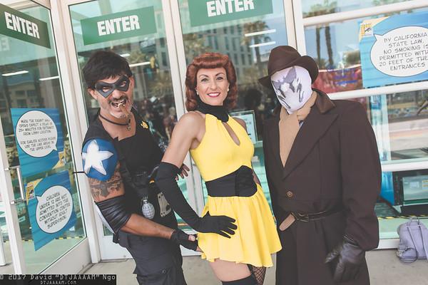 San Diego Comic-Con 2017 - Saturday