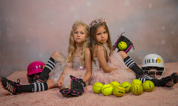 Charlie and Libby Sports/Glam