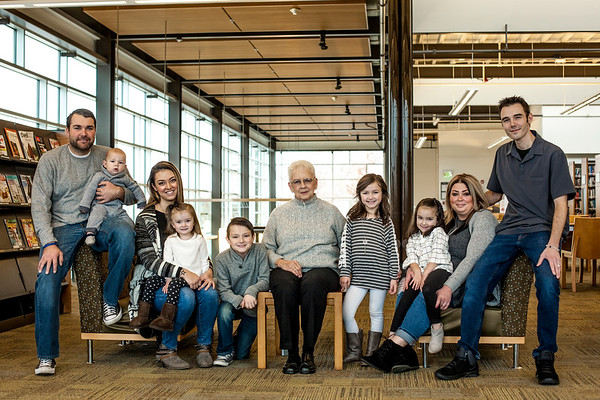 Family Library Session 2017
