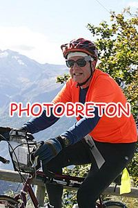 Alpe d'Huez with Joyce and Bill Keckler