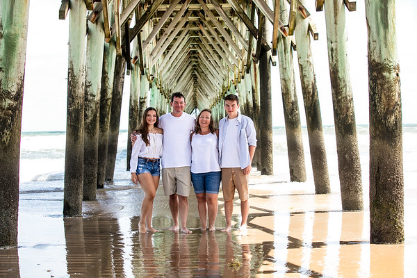 Val Family Photography at Topsail Beach