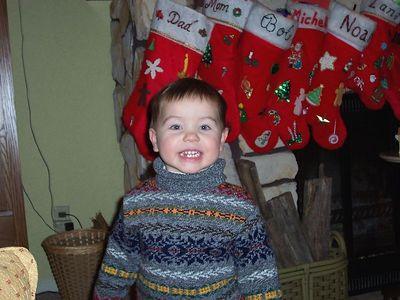 <b>Dec. '04: A Merry Menard Christmas</b>