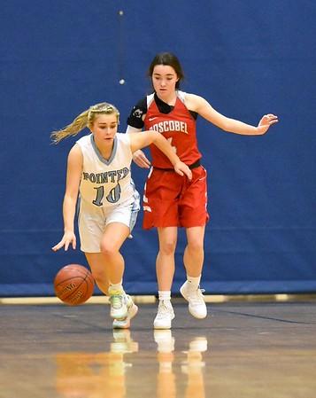 Boscobel @ Mineral Point Girls Basketball 1-28-20
