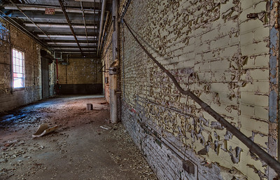 Old Cone Mills Factory 2013