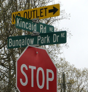 Bungalow Park Marietta GA