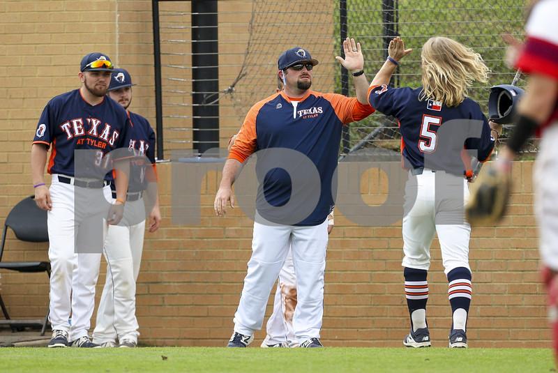 UT Tyler baseball coach