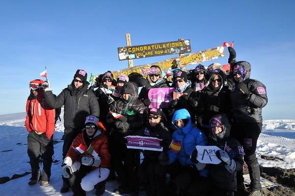 Kilimanjaro February 17-24, 2011