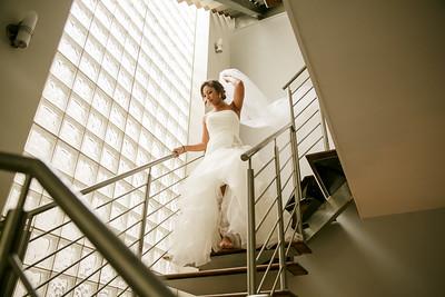 Aerienne & Tom's Wedding