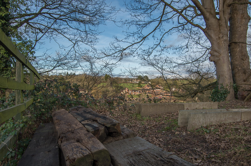 A view to Arley
