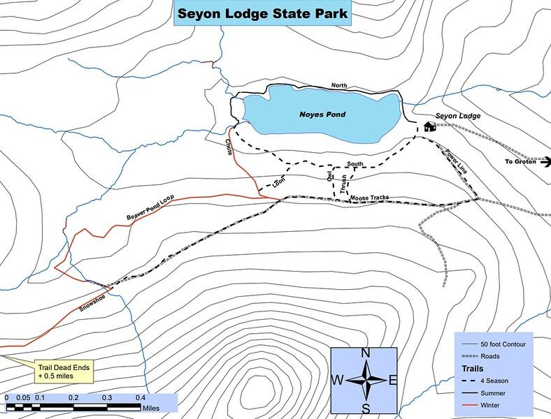 Seyon Lodge State Park (Trails)