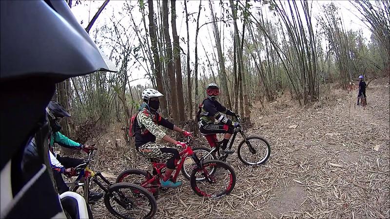 Day 1 - #1 Tritis Enduro Track