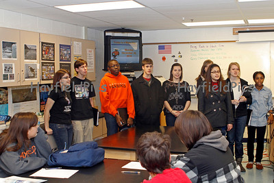 Oceanography Class 12/20/10