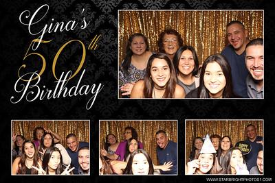 Gina's 50th