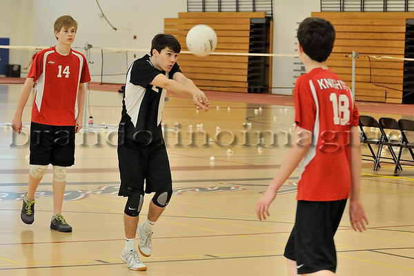 Lincoln-Way Central Boys Freshmen Volleyball (2012)