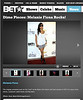 NEW YORK, NY:   Dime Pieces-Melanie Fiona Rocks! | News | BET (20111024), (Photo by Steve Mack/S.D. Mack Pictures)