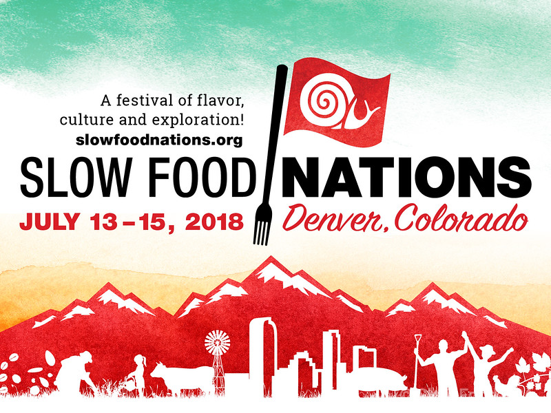 Slow Food Nations 2018