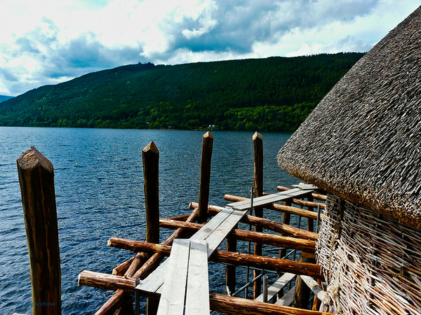 Loch Tay and Strathtay