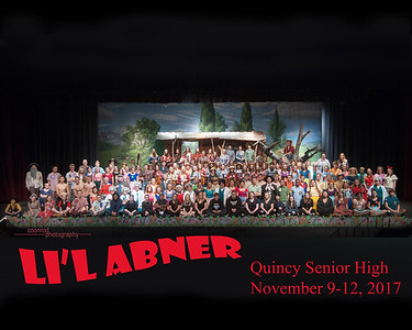 QHS Musical 2017 - Lil Abner
