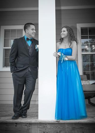 Dominic's Prom