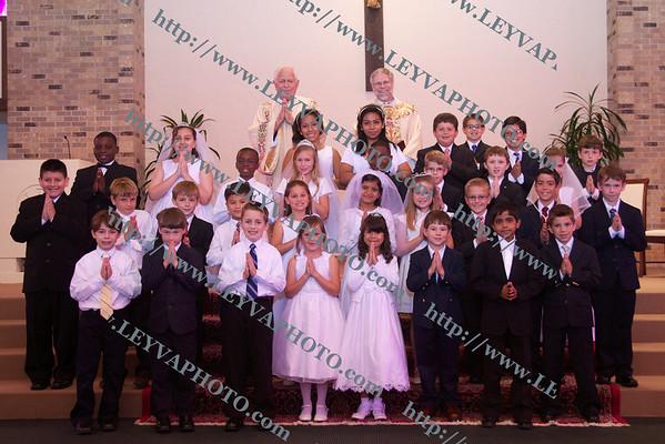 Communion - Sunday 20, 12:30