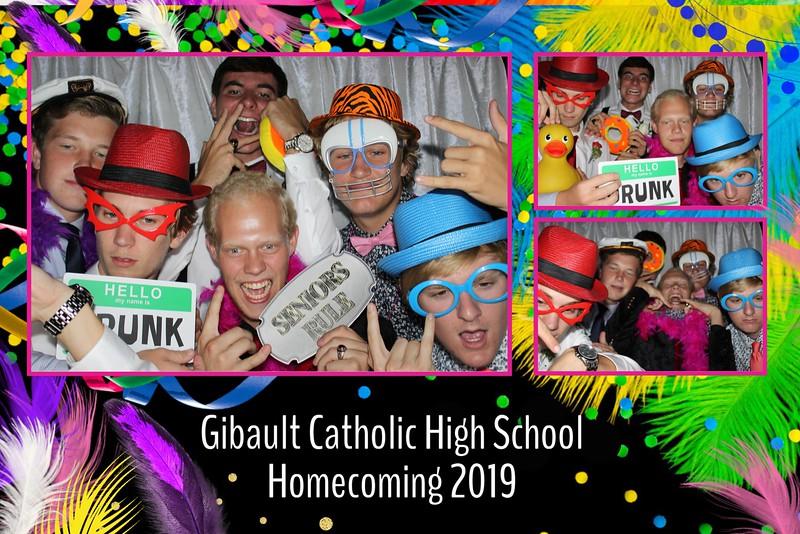 Gibault Catholic HS Homecoming
