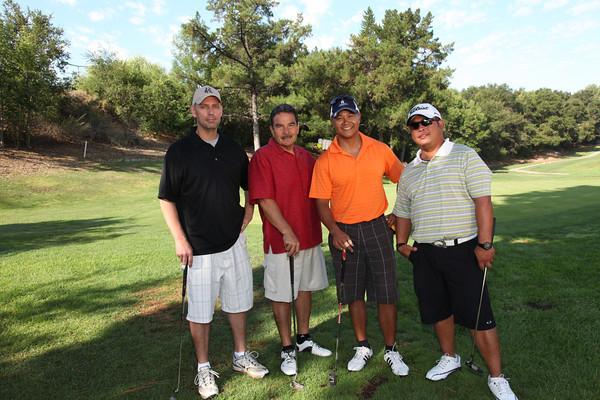 Marina Del Rey Sheriffs Golf Tournament 2012