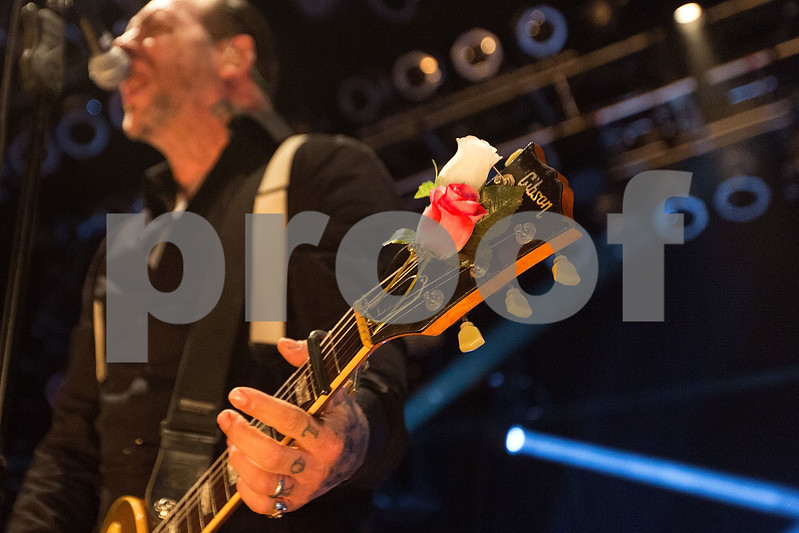 Social Distortion in Concert - Anaheim, Calif