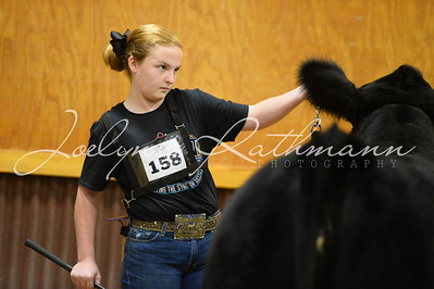 Buckle Showmanship - 10-11