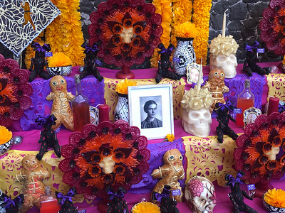 Day of the Dead: Young Alumni