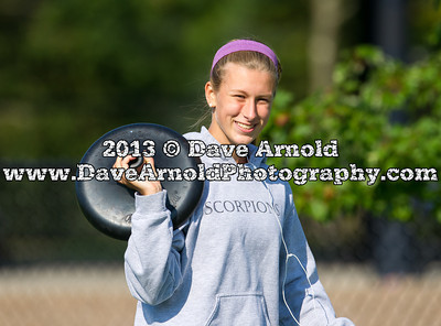 9/17/2013 - Girls Varsity Soccer - Needham vs Brookline