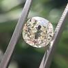 2.54ct Old Mine Cut Diamond, GIA U/V VS1 12