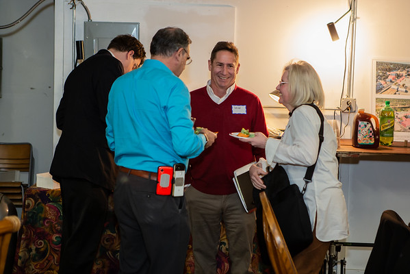 Deep Waters networking event 2-6-19