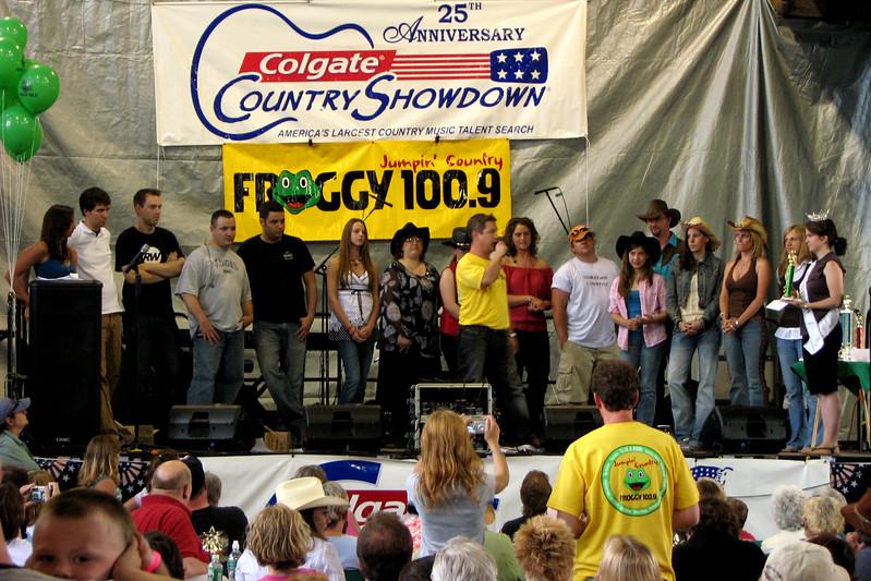 2007 07-14 Colgate Country Showdown