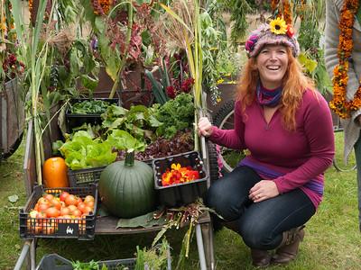 Cullerne Harvest Party September 2013