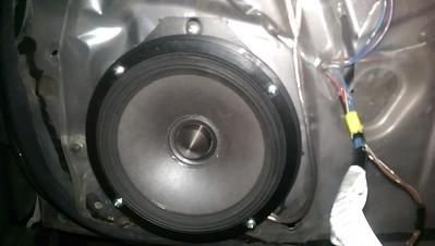 2008 Subaru Legacy Front Speaker Installation