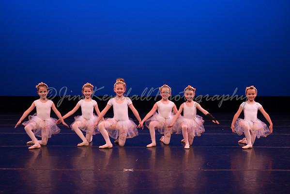 1- Pre-Ballet 2 (Butler)