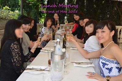 Lunch meeting / May.2015