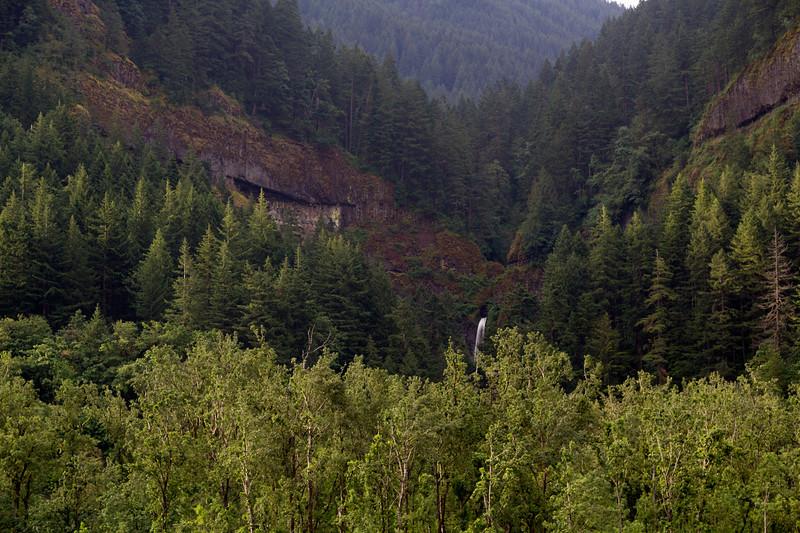 Next morning: Off to Stevenson, WA, through the stunning Columbia River Gorge.