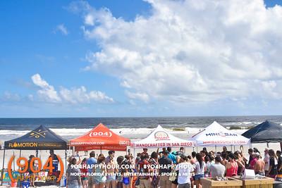 Beaches Clean Up @ Jax Beach - 10.15.17