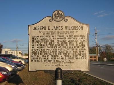 James Wilkinson  *