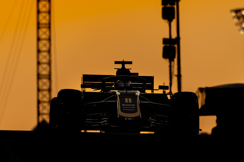 Romain GROSJEAN, UAE/Abu Dhabi, 2019