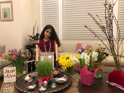 Nowruz Persian New Year Cooking Class