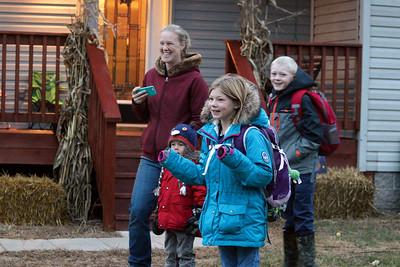 Three Lakes Fire Dept Ride to School Program