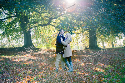 Hannah & Nick, Engagement Shoot, Hever Castle