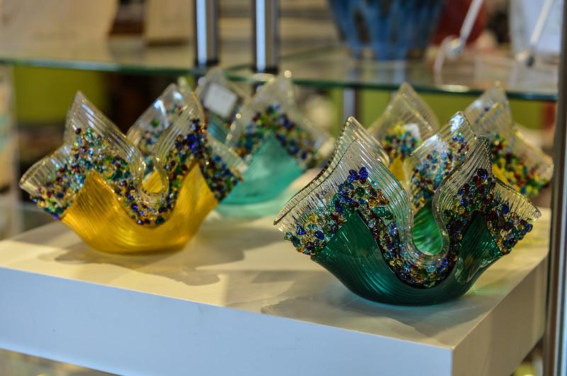 Glass Bowls Horizontal